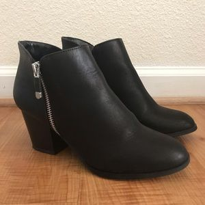 🌟New Listing🌟Style & Co Black Masrinaapr Booties